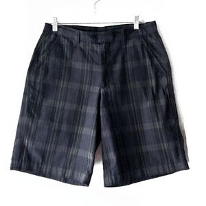 "Patagonia M's 10"" All-Wear Plaid Shorts Size 30"